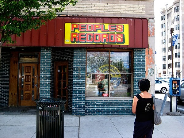 Peoples Records Detroit